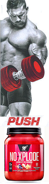Increase Muscular Strength and Power!