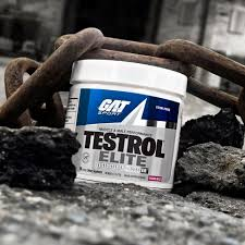 GAT - TESTROL ELITE: Testosterone Booster, Builds Muscle, Increases Stamina, Enhances Performance