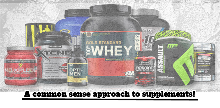 Beginner Bodybuilding Supplements