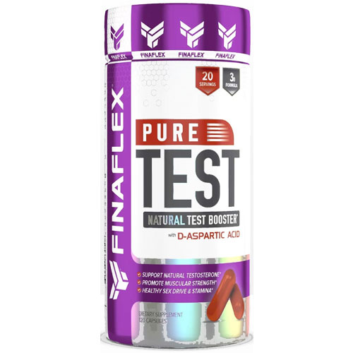 FinaFlex Pure Test