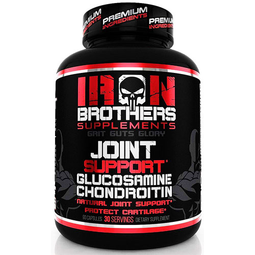 Iron Brothers Supplements Joint Support